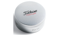 Titleist 3 Ball Tin with Titleist on Tin