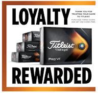 Titleist Buy 3 Get 1 Free
