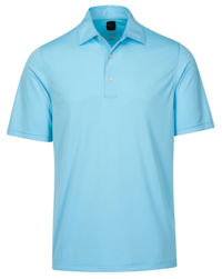 Greg Norman ML75 Micro Lux Solid Polo (428)