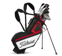 Titleist Players 5 Stand Bag - TB7SX6 - 4.8 lbs