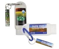 Aloe Up Sun Screen and Lip Balm Clip Kit