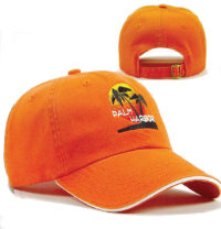 Custom Unstructured Sandwich Visor Cap i1020