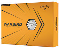Callaway Warbird 2-Ball Business Card Box