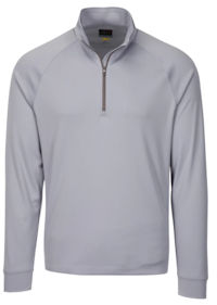 Greg Norman 1/4 Zip Mock Pullover (040)