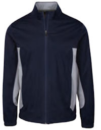 Greg Norman Full Zip Weatherknit Rain Jacket (J044)