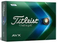 Titleist AVX Buy 3 Get 1 Free