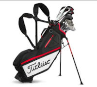 Titleist Players 4 Stand Bag - TB7SX1 - 4.3 lbs