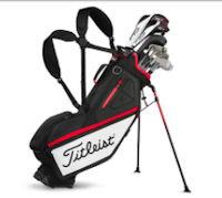 Titleist Players 4 Stand Bag - TB7SX1 - 4.3 lbs