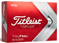 Titleist TruFeel Packedge 2-Ball Sleeve
